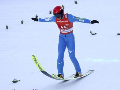 Combinata nordica, Yamamoto vince il segmento di salto a Klingenthal davanti a Riiber. 25° Kostner