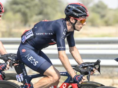 Giro di Catalogna 2021, risultato terza tappa: Adam Yates domina l'ascesa di Vallter 2000 e si prende la leadership