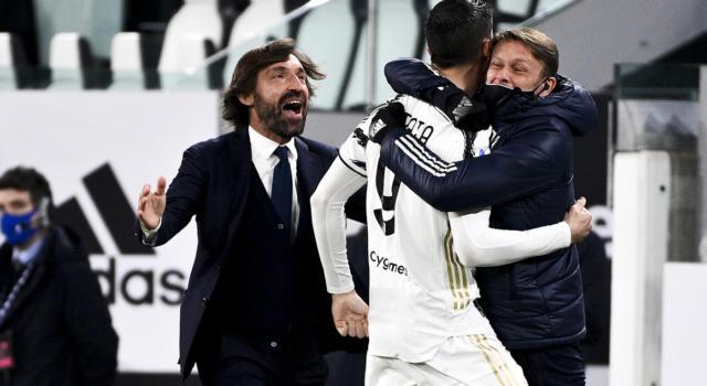 VIDEO Juventus-Lazio 3-1: highlights e sintesi. Un Alvaro Morata strepitoso trascina i bianconeri