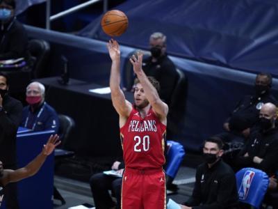 NBA: Nicolò Melli ai Dallas Mavericks con JJ Redick