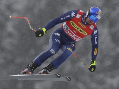 """Sci alpino, Dominik Paris: """"È emozionante e bellissimo arrivare terzo nella Coppa di discesa dopo l'infortunio"""""""