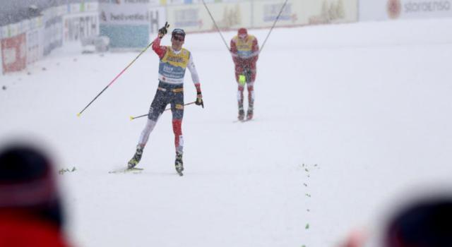Sci di fondo, la Norvegia vince anche la staffetta 4×10 km maschile dei Mondiali 2021