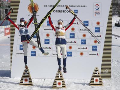Medagliere Mondiali sci nordico 2021: la Norvegia domina, l'Austria chiude seconda