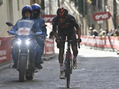 """Giro d'Italia 2021, Egan Bernal: """"Correrò in modo aggressivo, ogni tappa sarà importante"""""""