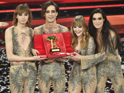 Quanti soldi hanno guadagnato i Maneskin vincendo il Festival di Sanremo? Cifra sorprendente