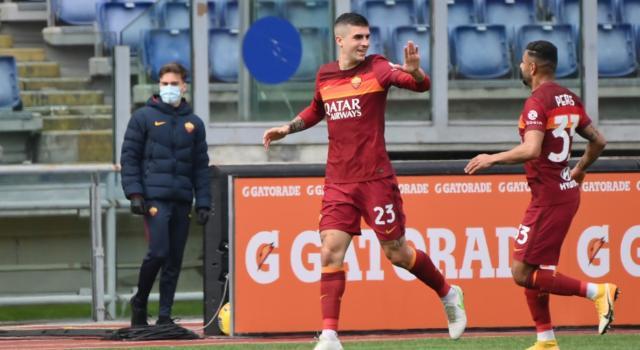 Calcio, Serie A 2021: vincono Roma e Milan, pari spettacolo tra Fiorentina e Parma