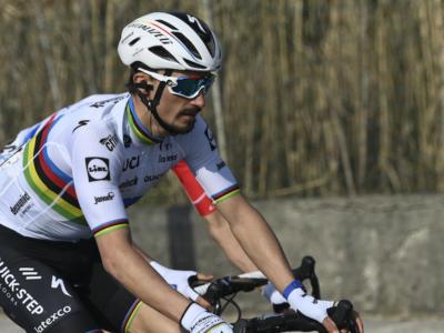 """LIVE Tirreno-Adriatico in DIRETTA: Alaphilippe batte Van der Poel! """"Almeida non ce l'avrebbe fatta, quindi sono partito"""""""