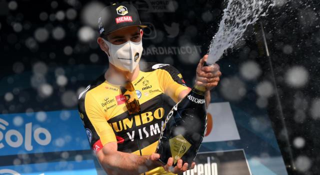 Tirreno-Adriatico 2021: le pagelle di oggi. Van Aert sontuoso! Bocciate Alpecin-Fenix e Deceuninck-Quick Step