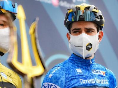 Classifica Tirreno-Adriatico 2021, terza tappa: Van der Poel si porta a 4″ da Van Aert. Bernal perde 18″