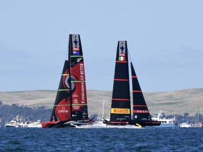 Luna Rossa-New Zealand oggi, America's Cup: orari, tv, programma, streaming, repliche RAI e SKY