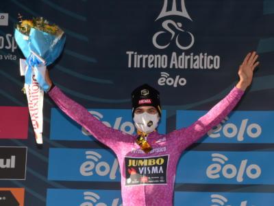 Tirreno-Adriatico 2021 oggi, Castelraimondo-Lido di Fermo. Orari, tv, programma, streaming. Percorso e favoriti