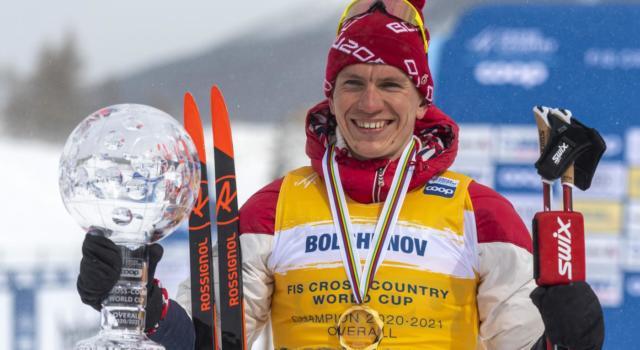 Classifica Coppa del Mondo sci di fondo 2020-2021: la graduatoria finale. Vince Bolshunov, Pellegrino 4° assoluto dietro a Yakimushkin e Klaebo