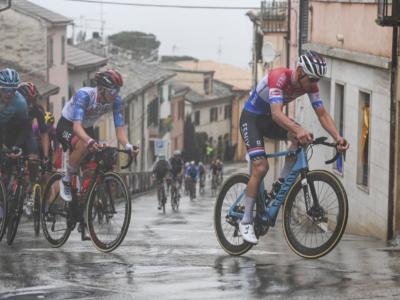Tirreno-Adriatico 2021, le pagelle della quinta tappa: il dieci e lode sta stretto a van der Poel e Pogacar