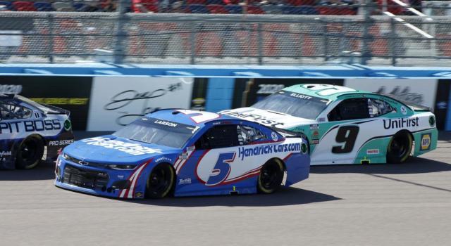 NASCAR, Kyle Larson conquista anche Sonoma! Nuova doppietta Hendrick Motorsport