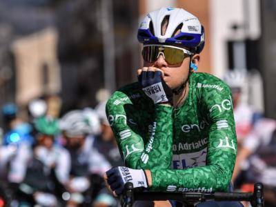 Tirreno-Adriatico 2021: la fuga va al traguardo nella sesta tappa e vince Mads Wurtz Schmidt