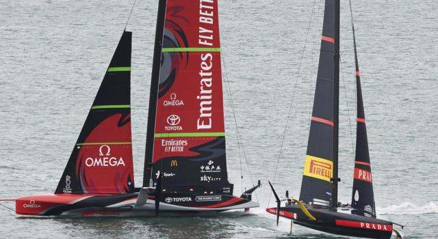 """America's Cup resta ad Auckland? Patrizio Bertelli: """"Torneranno a casa nel 2024, non ce li vedo all'estero. Luna Rossa ci sarà"""""""