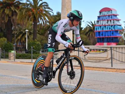 """Tirreno-Adriatico 2021, Matteo Fabbro: """"Grande soddisfazione, spero di potermene togliere altre. Non sarò capitano al Giro"""""""