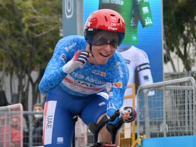 """Tirreno-Adriatico 2021, Tadej Pogacar: """"Questa vittoria ha un sapore particolare. Adesso punterò ai Paesi Baschi"""""""