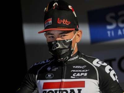 Milano-Sanremo 2021, l'occasione persa di Caleb Ewan. Secondo sul Poggio, era il più veloce. Ma Stuyven…