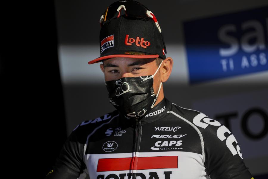 Caleb Ewan vince la settima tappa del Giro d