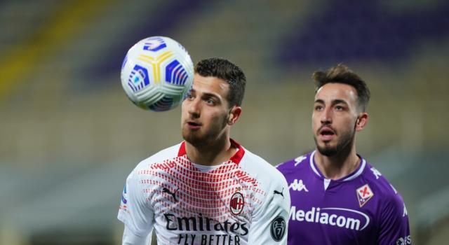 Calcio, il Milan rimonta la Fiorentina e si riporta a -6 dall'Inter nella 28ma giornata della Serie A 2021