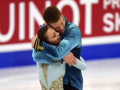 Boikova-Kozlovskii dominano lo short delle coppie ai Mondiali 2021