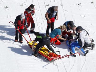 Salto con gli sci, dramma Daniel-Andre Tande. Intubato e in coma farmacologico dopo la caduta a Planica