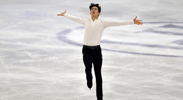 Pattinaggio artistico: Nathan Chen ancora oro Mondiale! Kagiyama argento a sorpresa