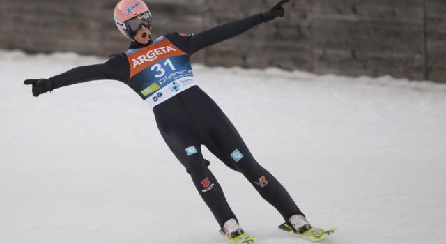 Salto con gli sci: a Planica la Germania vince la gara a squadre, interrotto un digiuno lungo 21 anni