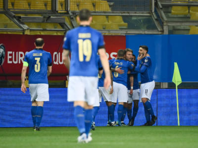 LIVE Lituania-Italia 0-2, Qualificazioni Mondiali in DIRETTA: pagelle e highlights. Sensi e Immobile firmano le reti della vittoria!