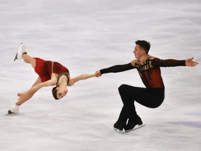 Pattinaggio artistico: Mishina-Galliamov conquistano l'oro nelle coppie ai Mondiali 2021, rimonta per Della Monica-Guarise