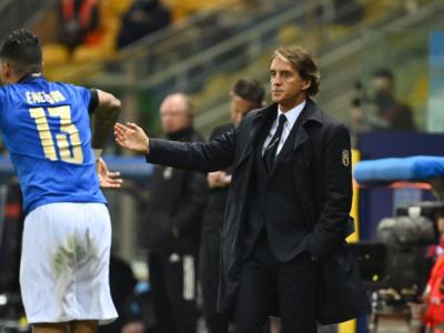 """Italia-Irlanda del Nord 2-0, Roberto Mancini: """"Ottimo primo tempo, ci può stare un calo nel secondo"""""""