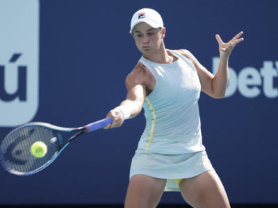 Tennis, Ranking WTA (19 aprile): Ashleigh Barty in vetta, Camila Giorgi sempre la n.1 azzurra