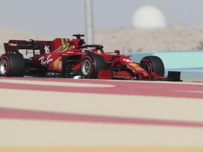 Griglia di partenza F1, GP Bahrain 2021: Verstappen parte in pole, Leclerc in seconda fila