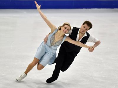 Pattinaggio di figura: Sinitsina-Katsalapov conquistano l'oro ai Mondiali 2021, sesto posto per Guignard-Fabbri