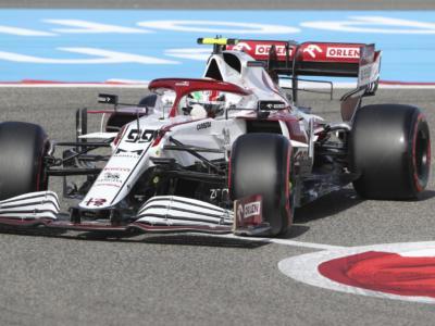 """F1, Antonio Giovinazzi: """"Stavamo facendo una gara fantastica fino al problema ai freni"""""""
