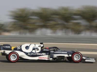 F1, GP Bahrain 2021: Tsunoda a punti all'esordio. Idolo del Giappone