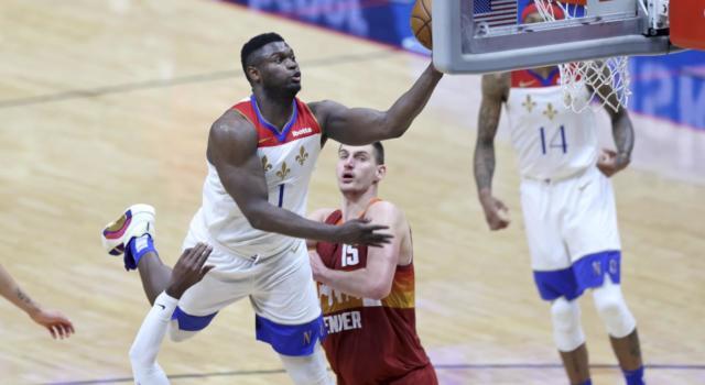 NBA 2021: Zion Williamson stende Dallas, i Clippers vincono il big match coi 76ers