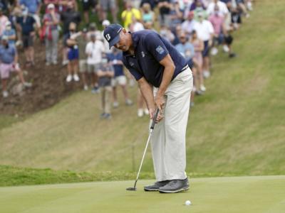 Golf: Scheffler, Kuchar, Horschel e Perez avanzano alle semifinali del WGC Dell Technologies Match Play 2021