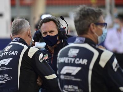 """F1, Christian Horner: """"Oggi Max Verstappen ha sfruttato la fortuna dell'assenza di Leclerc"""""""