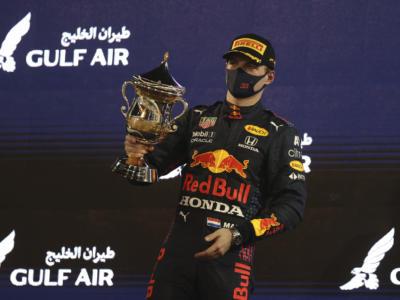 F1, GP Bahrain 2021: Red Bull firma il pit-stop più veloce! Verstappen sotto i 2 secondi! Leclerc 8°