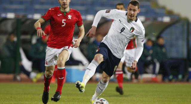 Calcio, l'Italia vince ma non brilla contro la Bulgaria. Ora testa alla Lituania