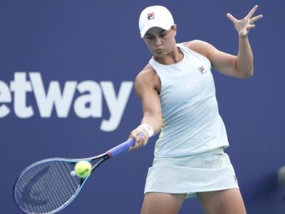 WTA Miami 2021, i risultati del 30 marzo. La prima semifinale sarà tra Ashleigh Barty ed Elina Svitolina