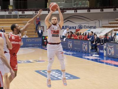 Basket, Venezia espugna Trieste con autorità nel posticipo della 23ª giornata di Serie A