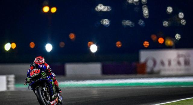 VIDEO MotoGP, GP Doha 2021: gli highlights della gara. Il sigillo di Quartararo, Valentino Rossi nelle retrovie