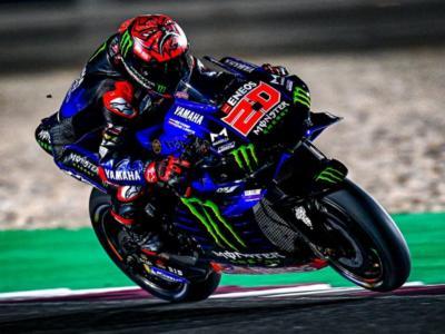 Ordine d'arrivo MotoGP, GP Doha 2021: risultati e classifica. Quartararo vince, Bagnaia 6°, crisi Valentino Rossi