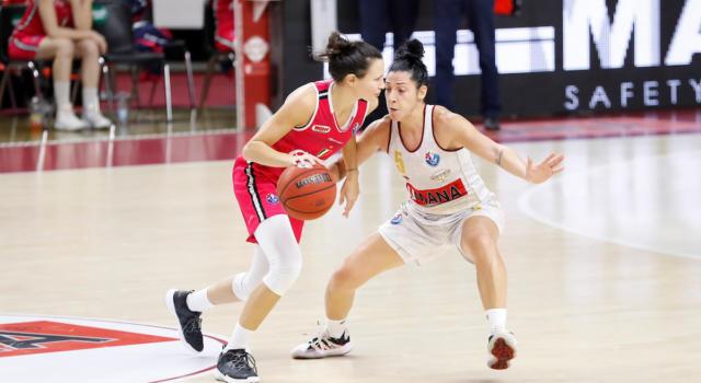 Basket femminile: Coppa Italia 2021, Venezia e Schio favorite a Bologna. Quarto spettacolo tra Virtus e Geas Sesto San Giovanni