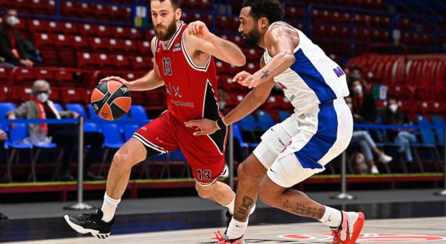 Basket, Eurolega: Olimpia Milano quarta o settima verso i playoff? Le possibili combinazioni