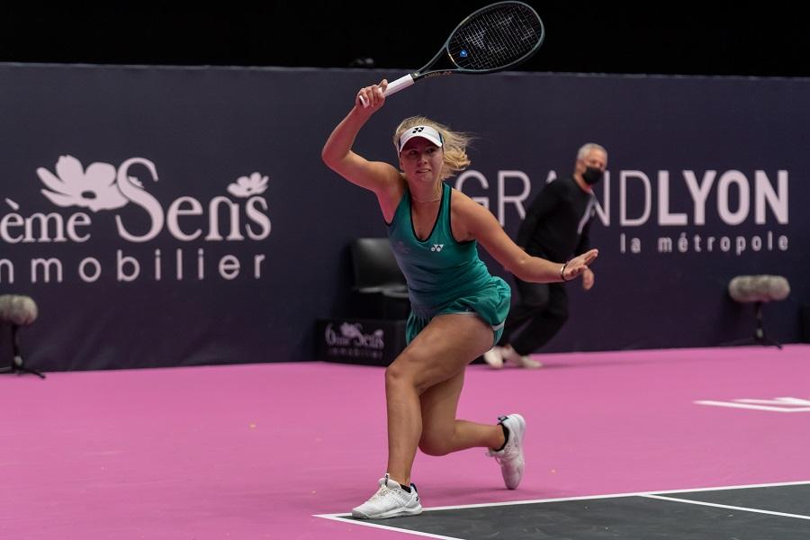WTA Lione 2021: Clara Tauson, vince il talento della diciottenne danese. Battuta Viktorija Golubic in finale
