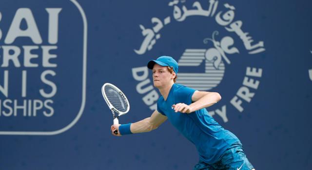 ATP Dubai 2021: Sinner, Rublev, Nishikori e Shapovalov volano ai quarti. Eliminati Sonego e Bautista Agut